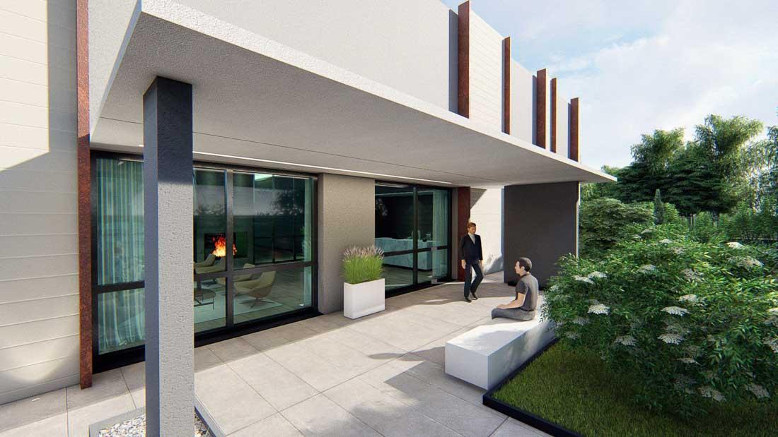 Progettazione_casa_funeraria_Bologna1-esterno