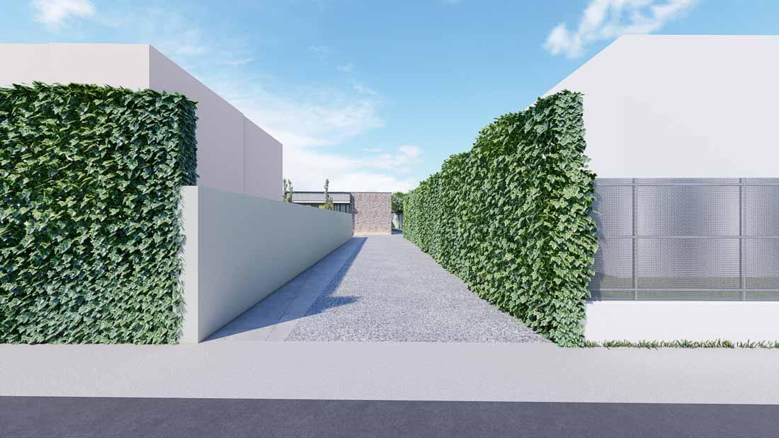 Progettazione-casa-funeraria-Mantova-2-vialetto