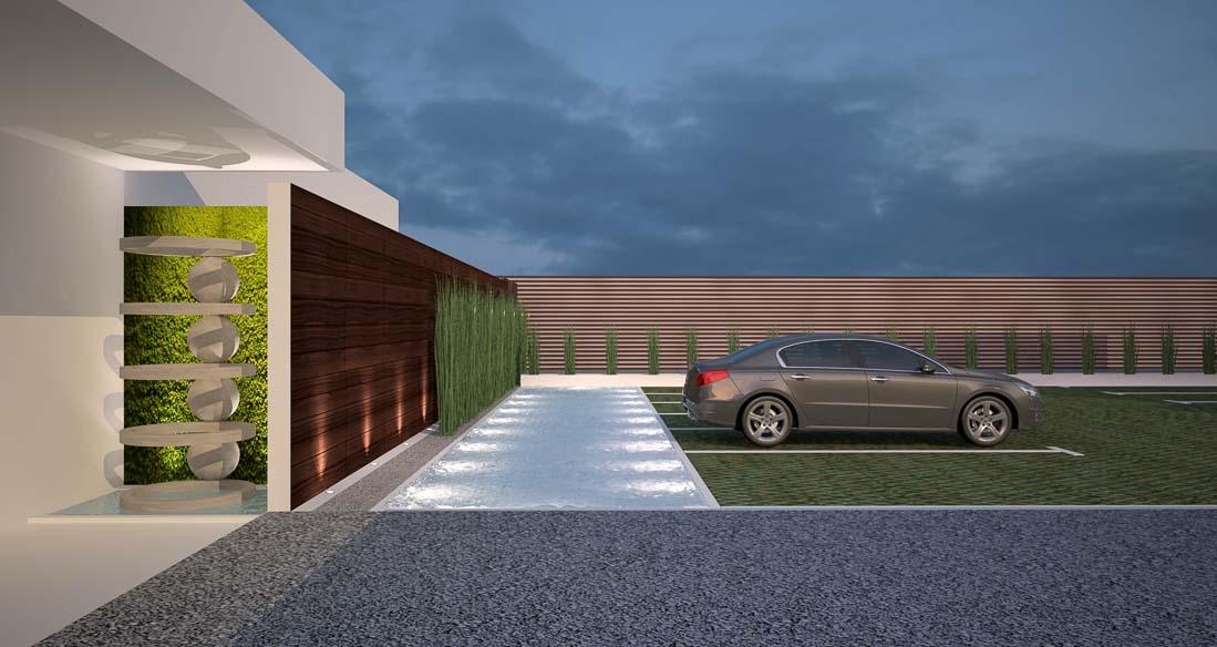 Progettazione-casa-funeraria-Pordenone-ingresso