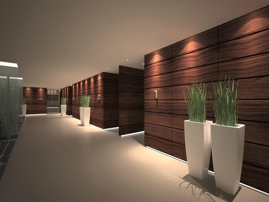 Progettazione_casa_funeraria_Bologna2-corridoio